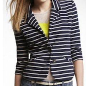 ⚡️Express Navy Striped Blazer M ⚡️